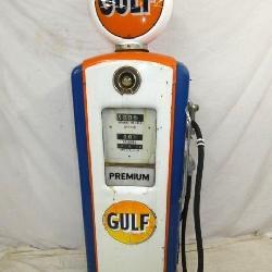 ORG. BENNETT MODEL 766 GAS PUMP