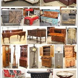 40+ Estates including Antiques, Vintage, Mid-Century, Modern, Designer, Contemporary, New & Brand Name Furniture, Fine Jewelry, Rugs & Carpets, Lighting, Coins, Artwork, Lawn & Garden, Tools, Smalls