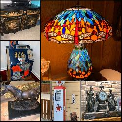 Massive Clock & Collectibles Estate Sale