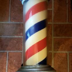 Vintage Barber pole