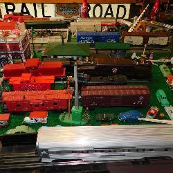 400+ Pieces of LGB Trains