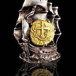 Gold Coin Atosha Ship