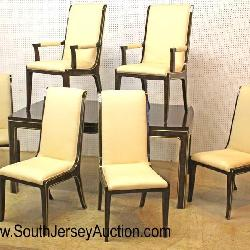 "South Jersey Auction by Babington Auction Ins, 26 Repaupo Station Rd, Logan Twp, NJ 08085 QUALITY CLEAN Mid Century Modern Design 7 Piece ""Mastercraft Furniture Company Grand Rapids Michiga"