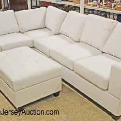 Large Selection of NEW Couches Sofas Settes Chairs Leather Upholstery 4000 items auctioned at South Jersey Auction by Babington Auction Inc, (856) 467-4834, 26 Repaupo Station Rd, Logan Twp, NJ 08085