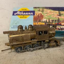Brass Trains