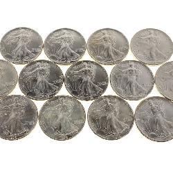 American Silver Eagle Dollar Coins