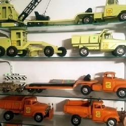 50+YEARS TOY COLLECTION
