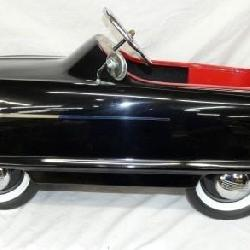 48IN PROFESSIONAL RESTORED KIDILLAC PEDAL CAR