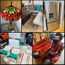 Incredible Online Only Newark, TX Estate Auction!