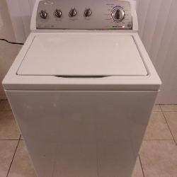 Working Whirlpool Washing Machine - current bid $125