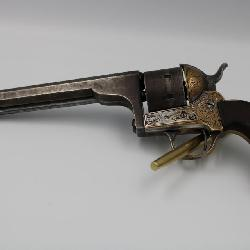 RARE civil war 32 cal revolver with Rare Manufactured for Smith & Wesson by Moore Patent firearms. only 3300 made
