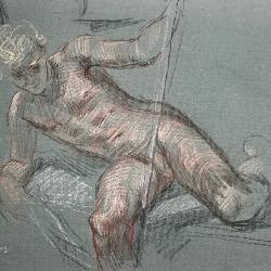 Paul Cadmus, Original Drawing
