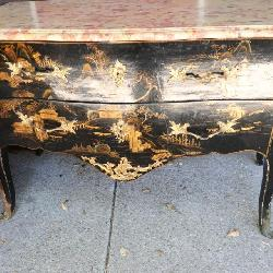 Ornate Chinoiserie Commode