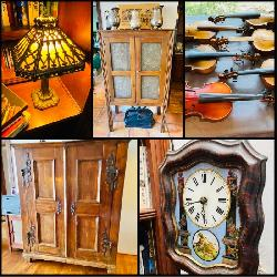 Historical Denton Estate Sale This Fri & Sat!
