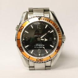 Omega Seamaster Planet Ocean automatic watch