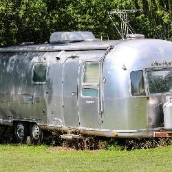 Air Stream Camper