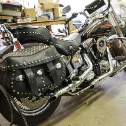 1986 Harley Davidson Heritage Soft Taill