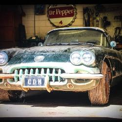 1959 Corvette Barn Find