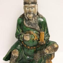 Chinese antique pottery figure