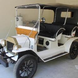 Pante Electric Car