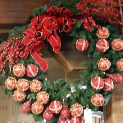300 wreaths available