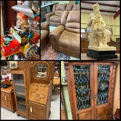 BIDDING IS LIVE! Weatherford, TX Gallery Auction! Local p/u & shipping available!