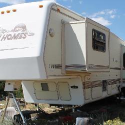 Teton 5th wheel