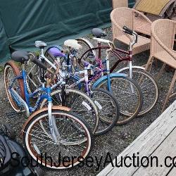 In-Person 50+ estates liquidation auction furniture, lawn & garden, tools to smalls! Sunday  Outside Auction starts 8:30am  Preview: Sat. Sept 19 8:30-1pm
