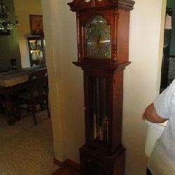 grandfather, clock