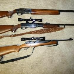 COLLECTION RIFLES