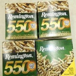 REMINGTON 550 22 GOLDEN